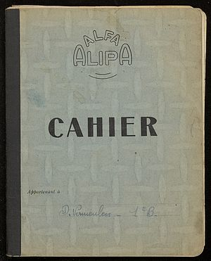 Cahier 2